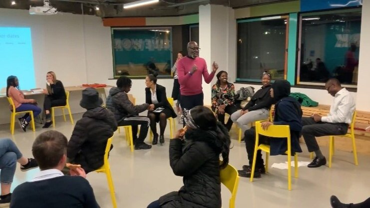 YouthConnect creates a structured framework that gets young people talking to professionals.