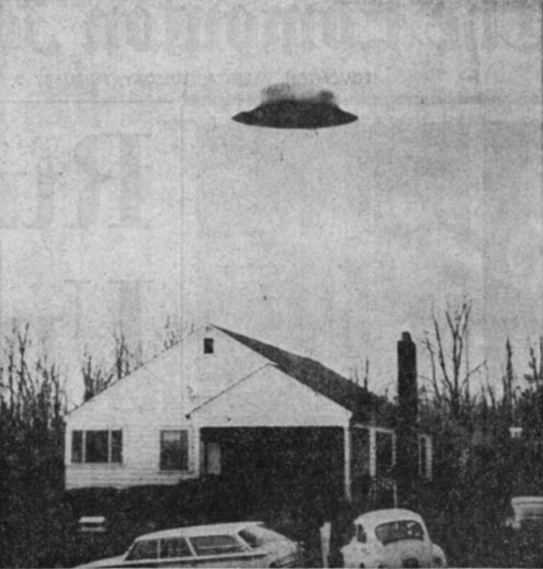 Here we are arriving for a special gig in McMinnville, Oregon. Not as impressive as elo's flying saucer from the discovery tour, but we are operating on a low budget.