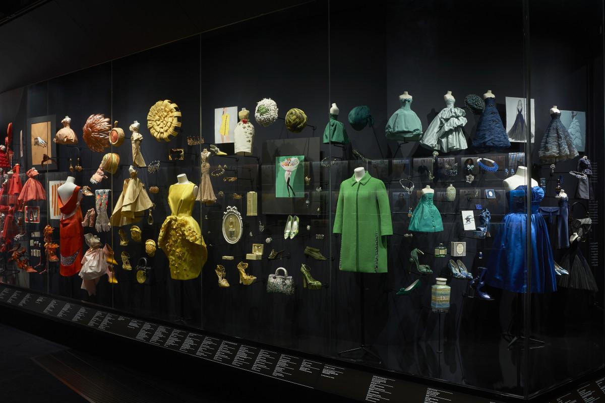 Exhibition  Dior: Designer of Dreams