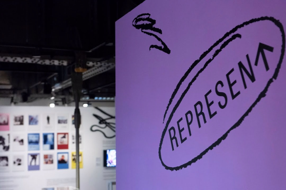 Exhibition  Represent! Voices 100 Years On