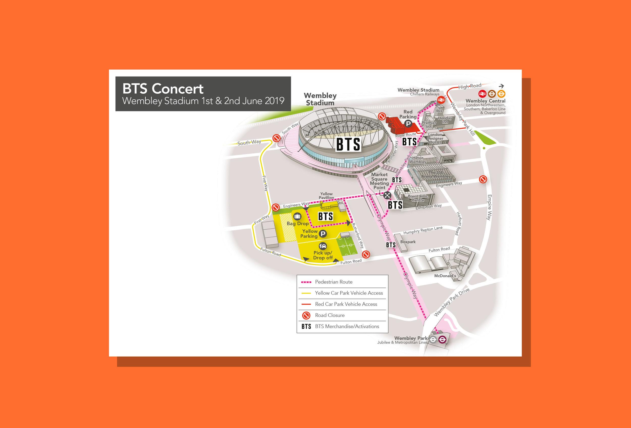 Portfolio  Wembley Stadium