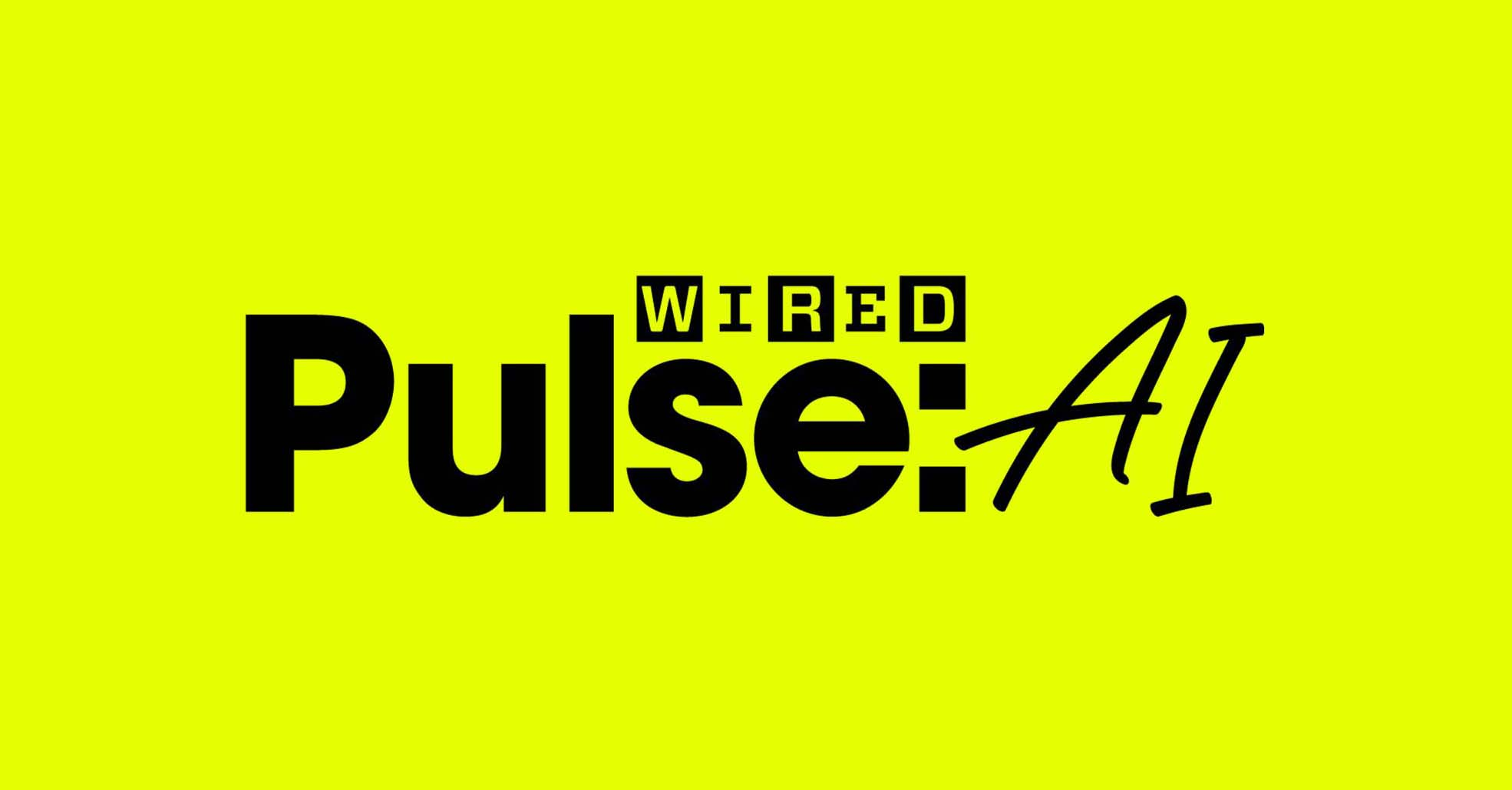 Event  Wired Pulse Ai