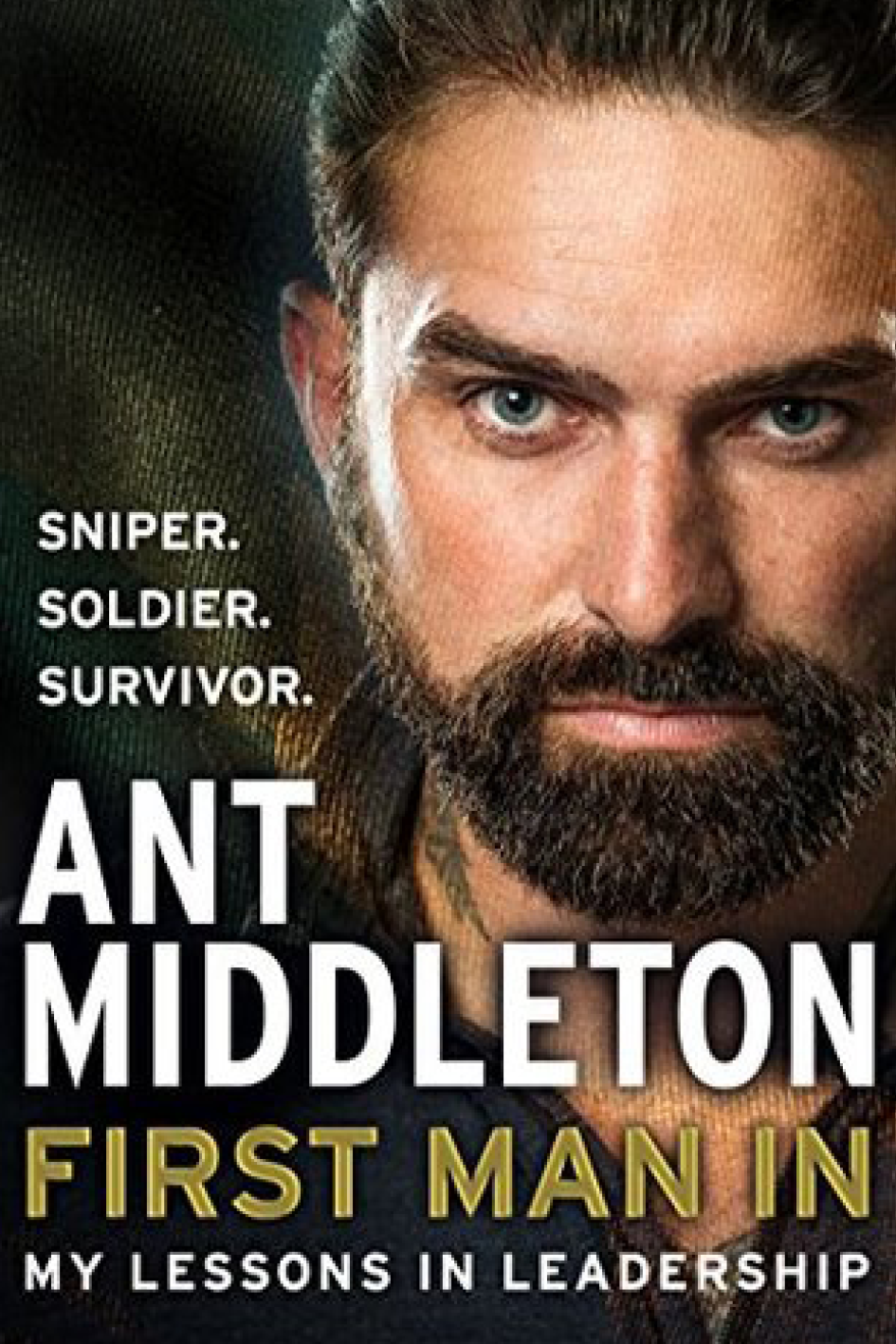 "First Man in: Leading from the Front   ,   Ant Middleton   "" It tells the story of Ant Middleton's' life through the high and the lows from military life, prison to passing special forces training. How he has learnt the meaning of true leadership. To push yourself physically and mentally. Dealing with difficult situations. At the end of each chapter he writes valuable lessons that we all can learn from. It is very interesting book with mental ability and strength on how to deal with situations. ""   Suzie Palmer,  Finance & Administrative Support"