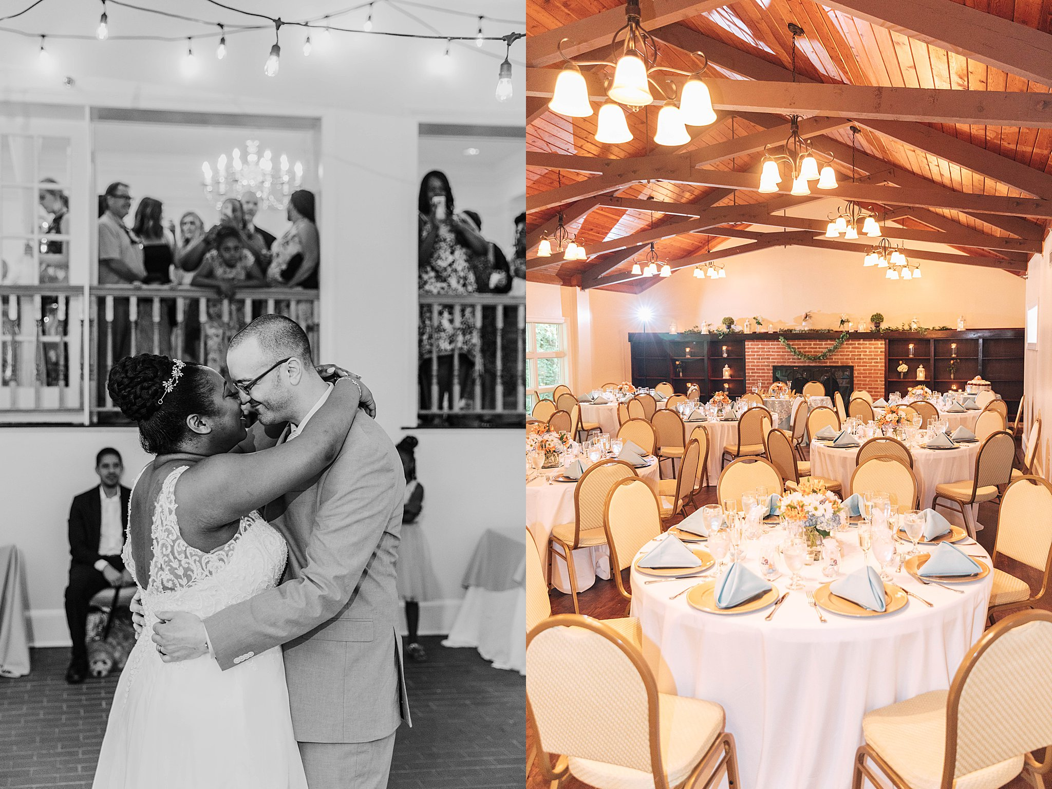 rockwood manor wedding reception