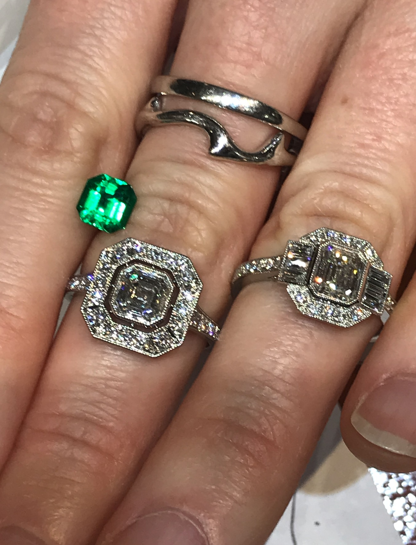 Copy of Other stock rings help the design process