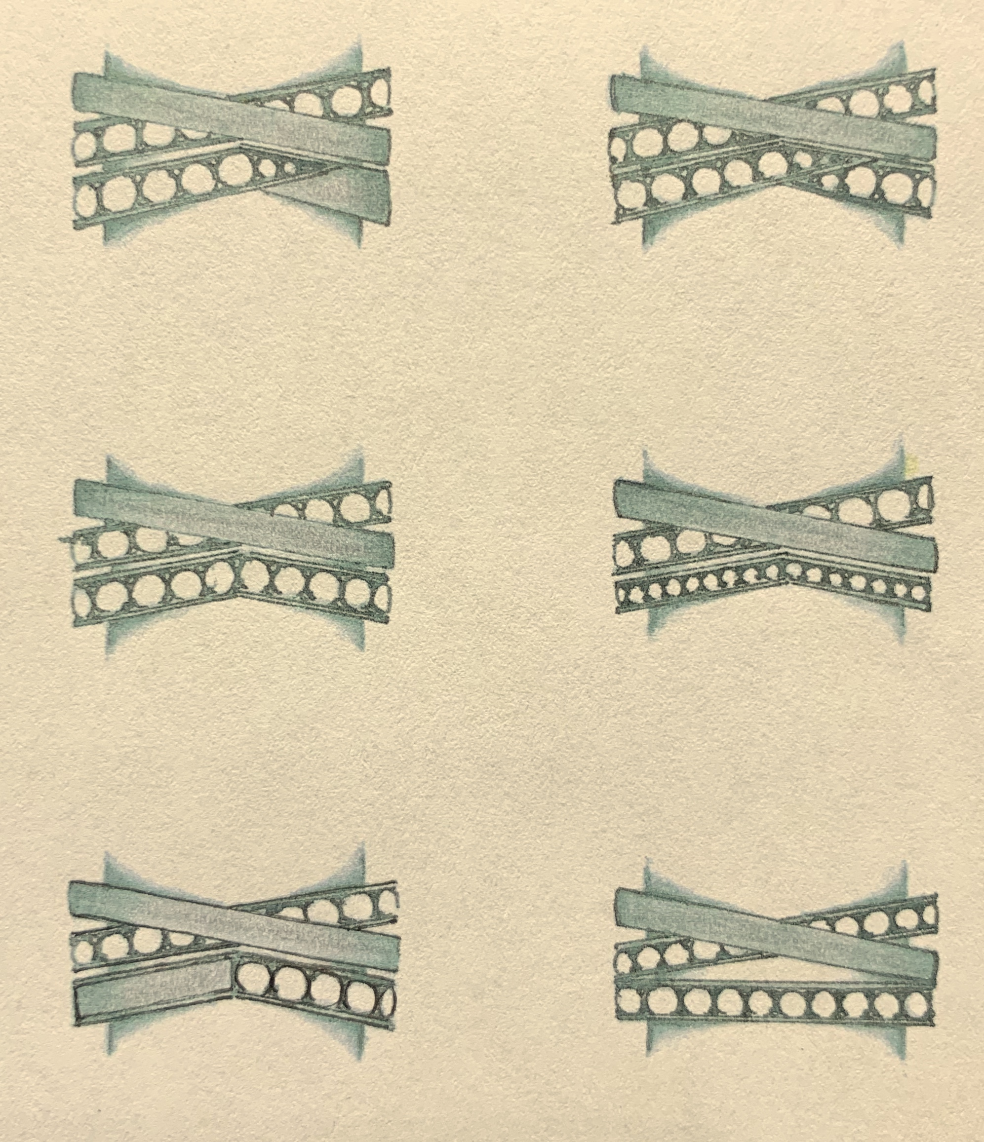 Designs for a fitted wedding ring.