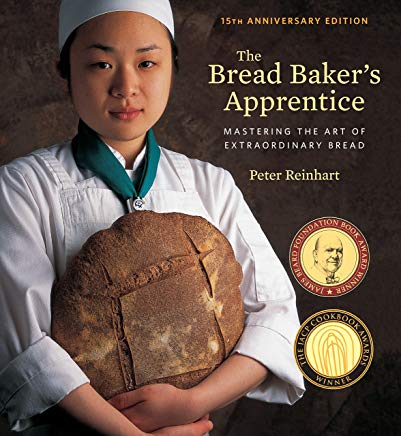 This book that got me started baking bread!
