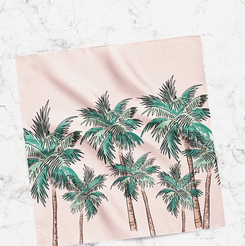 Palms illustration for DR ROEBUCK'S