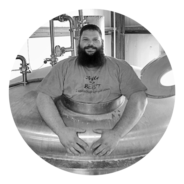 Steve Sharp - Head Brewer