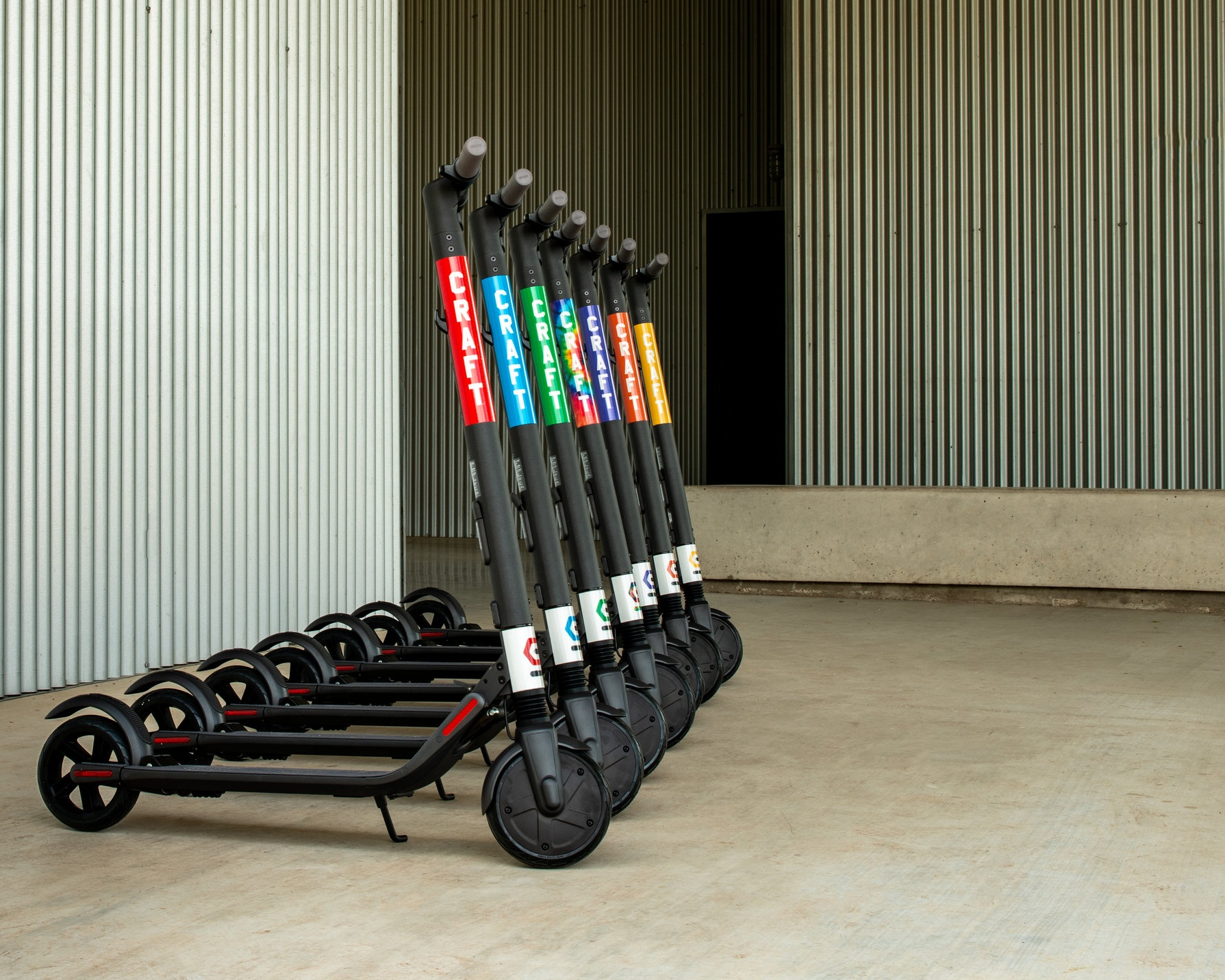 Why should you rent a CRAFT Scooter? - • Better in Every Way: CRAFT Scooters are less expensive, more reliable, and safer than