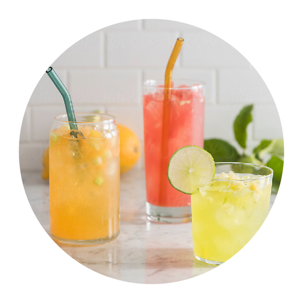 JUICE & DRINKS -