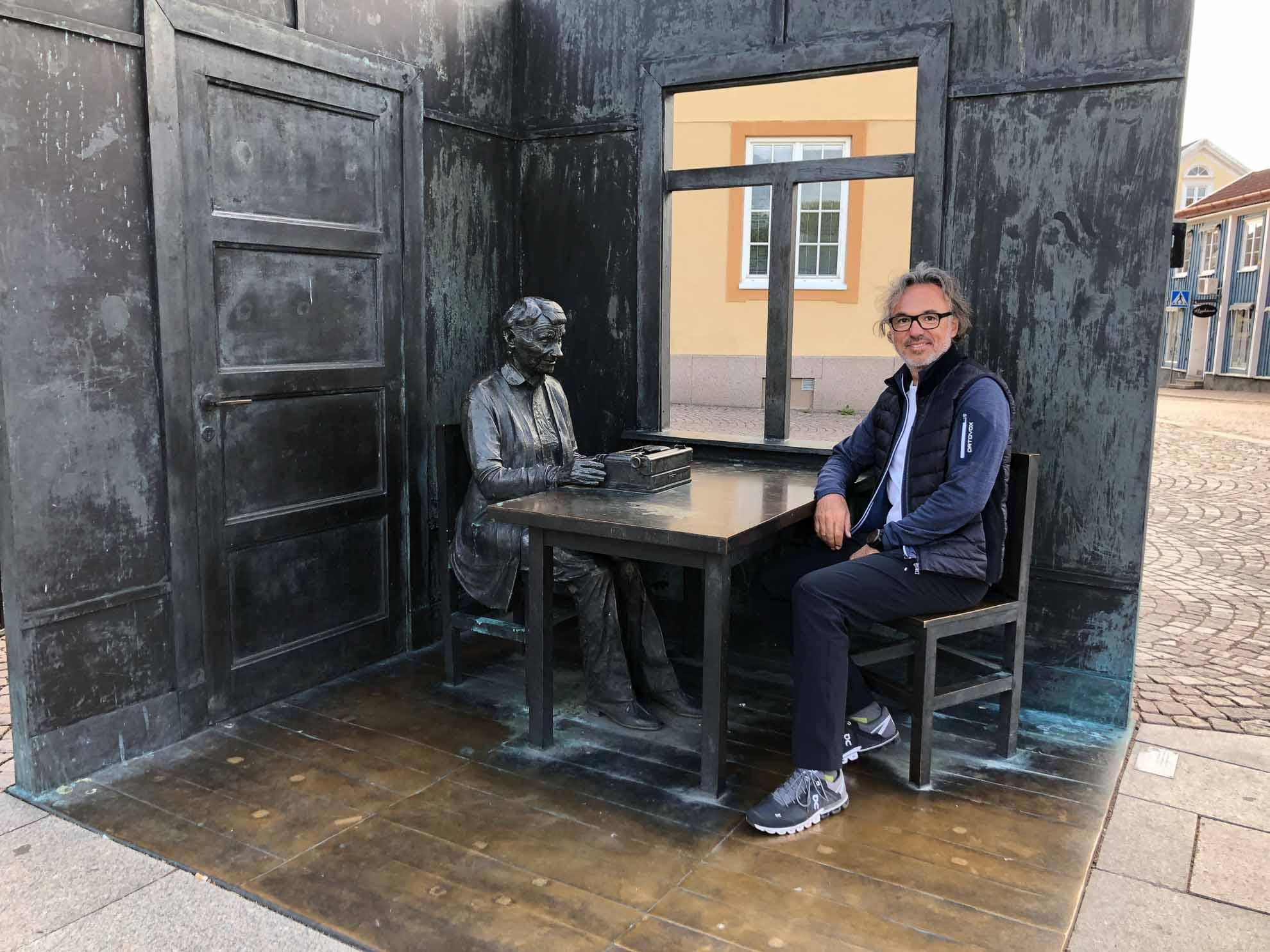 Und Astrid Lindgren! In einem Themenpark bei Vimmerby kann man ihre Geschichten erleben.
