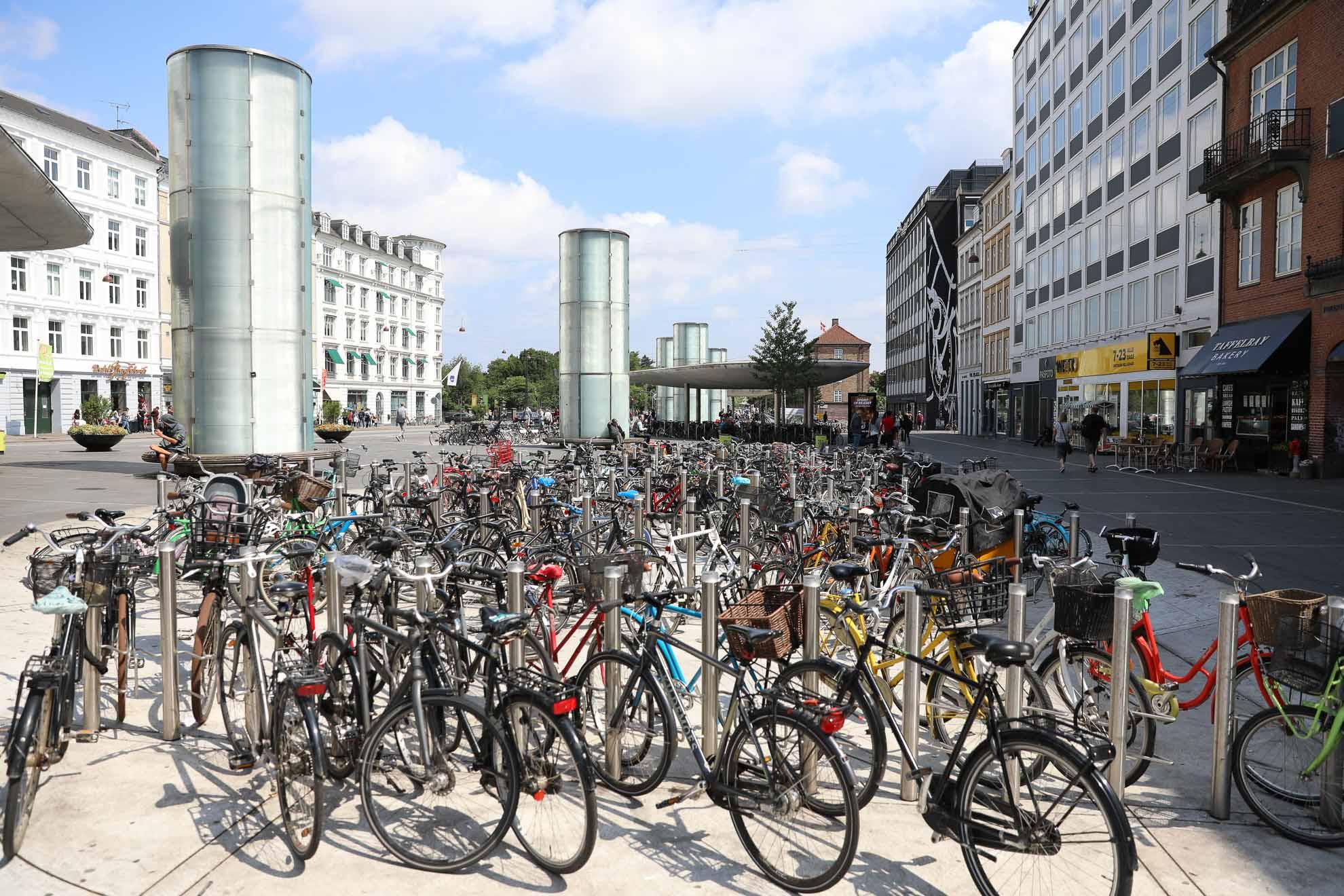 Vorbildlich: Die Hauptstädter fahren gern mit dem Rad