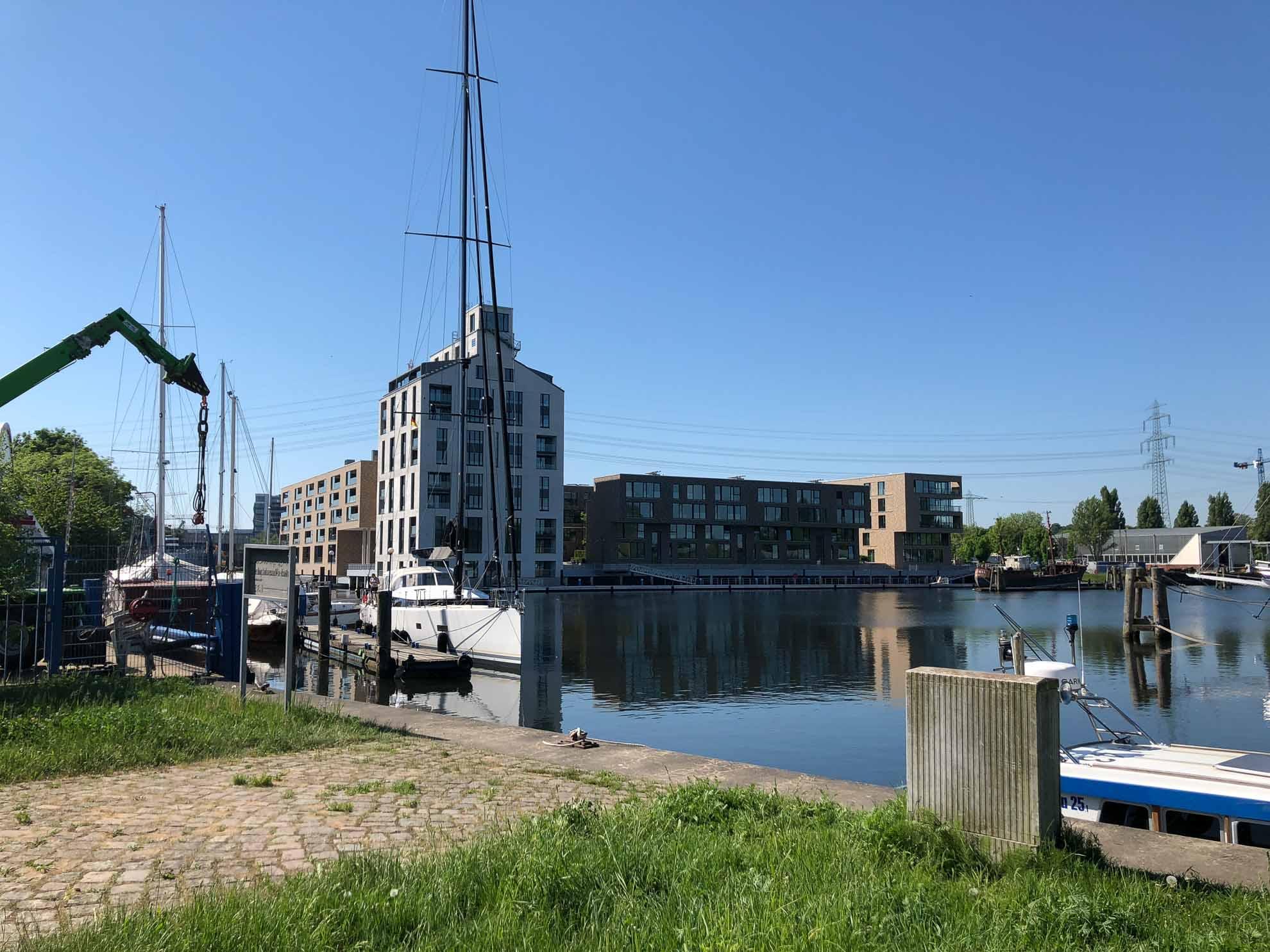 Die große Sommerreise nach Skandinavien beginnt in Hamburg.