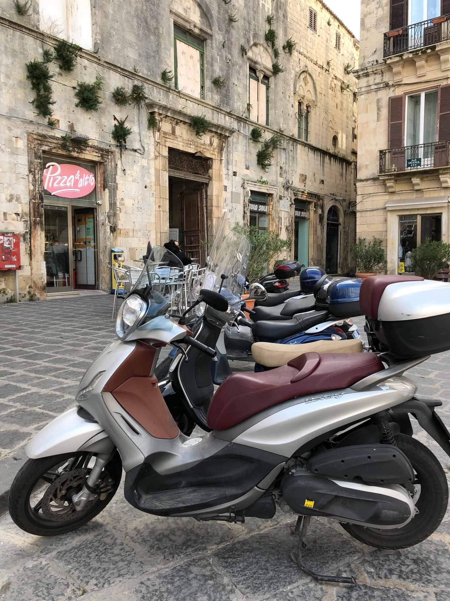 Ein sizilianischer Tag steht an ...