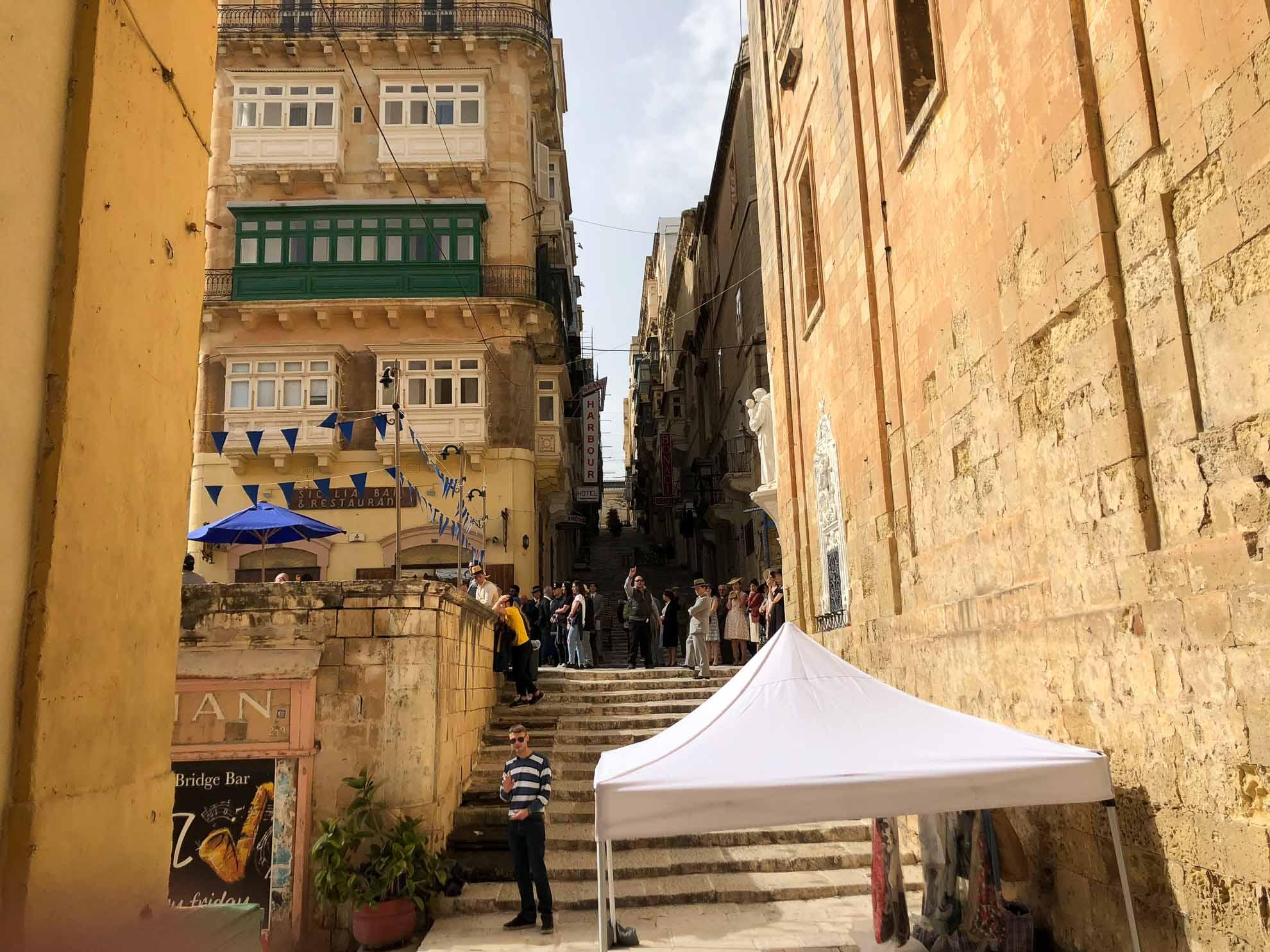 Am ehesten lässt sich das Flair von Valletta wohl mit Italien vergleichen.