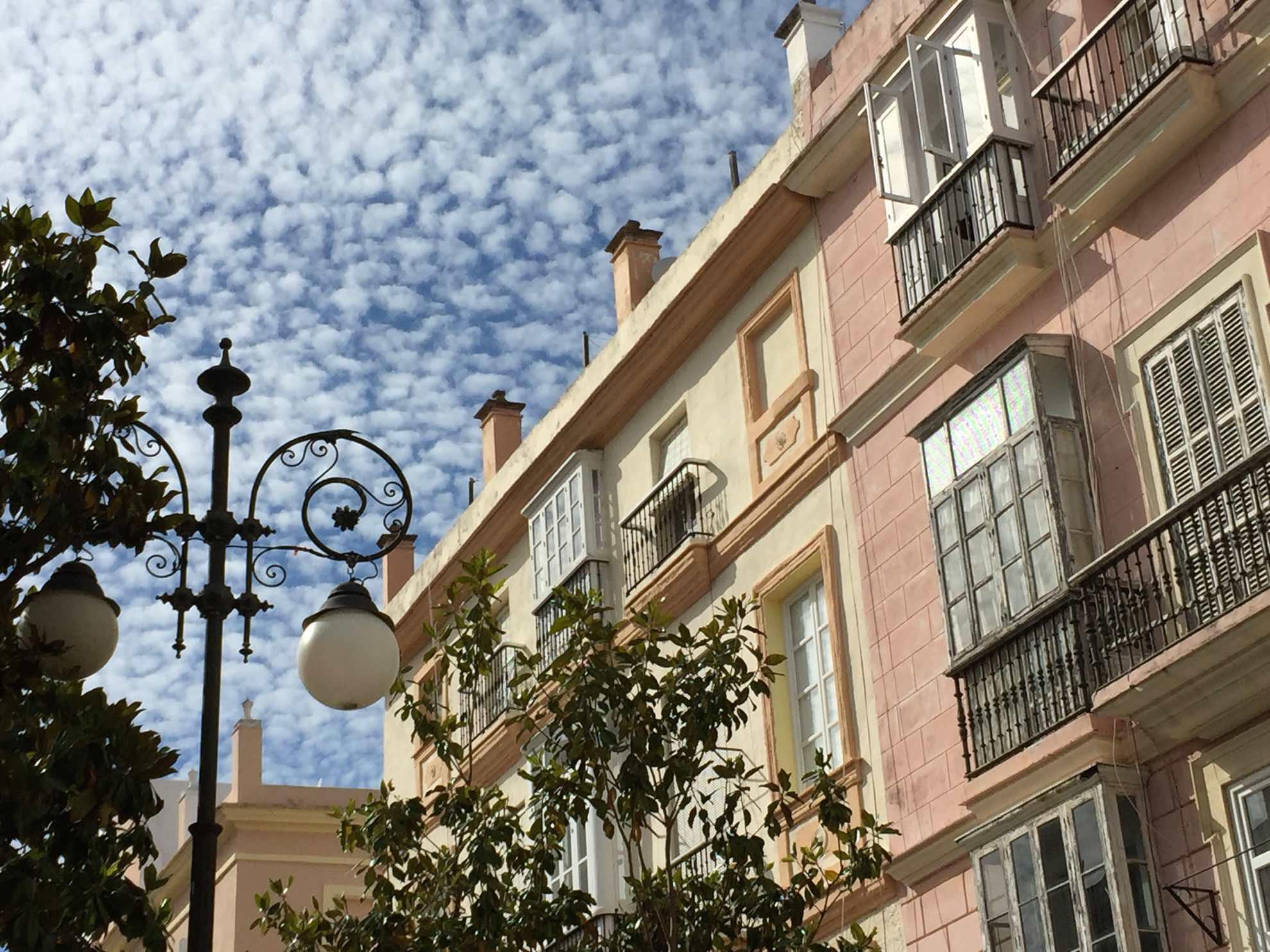 Zwei seiner See-Reisen startete Kolumbus hier in Cádiz.