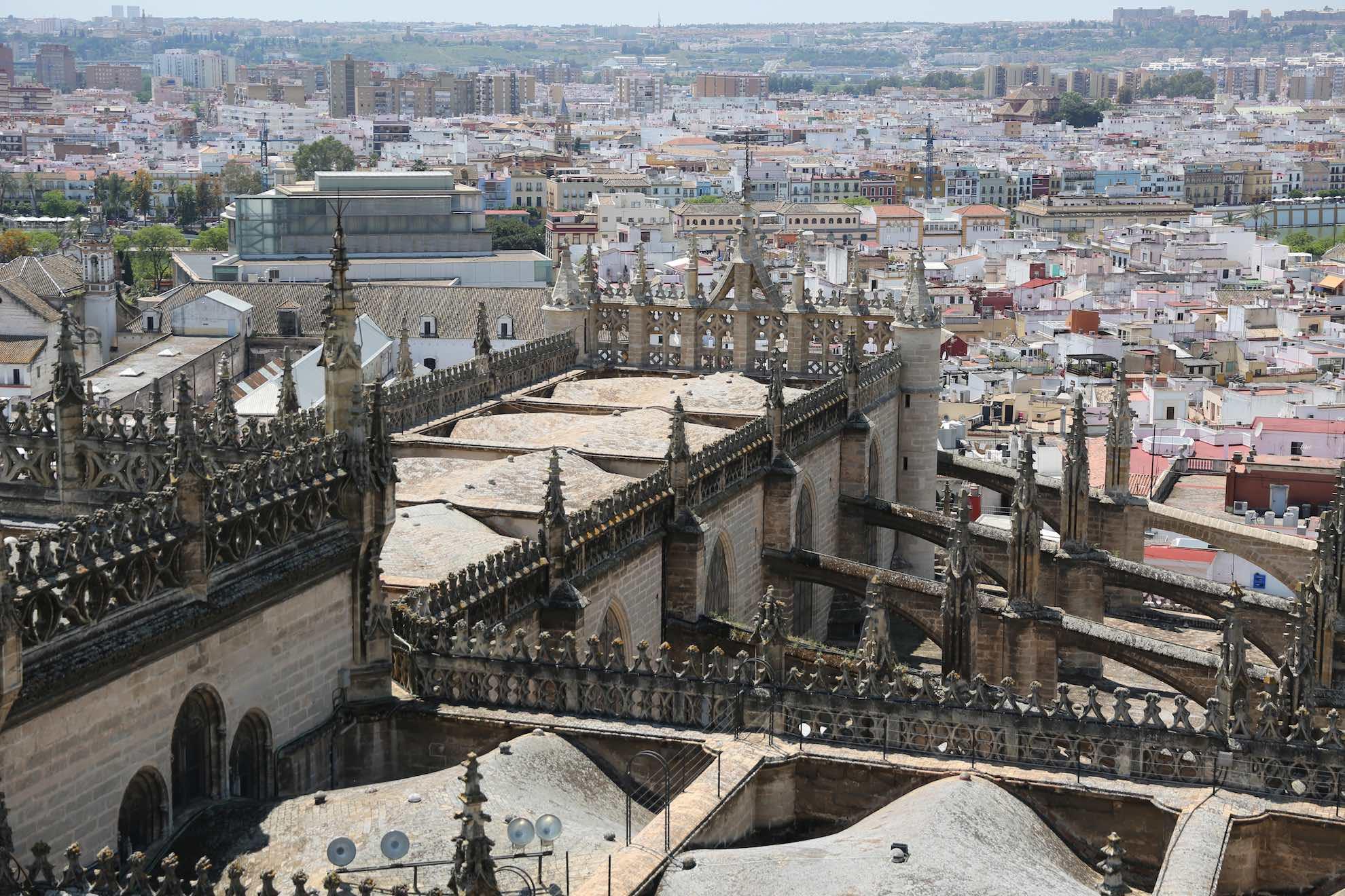Die Kathedrale ist weltweit das drittgrößte christliche Gotteshaus.