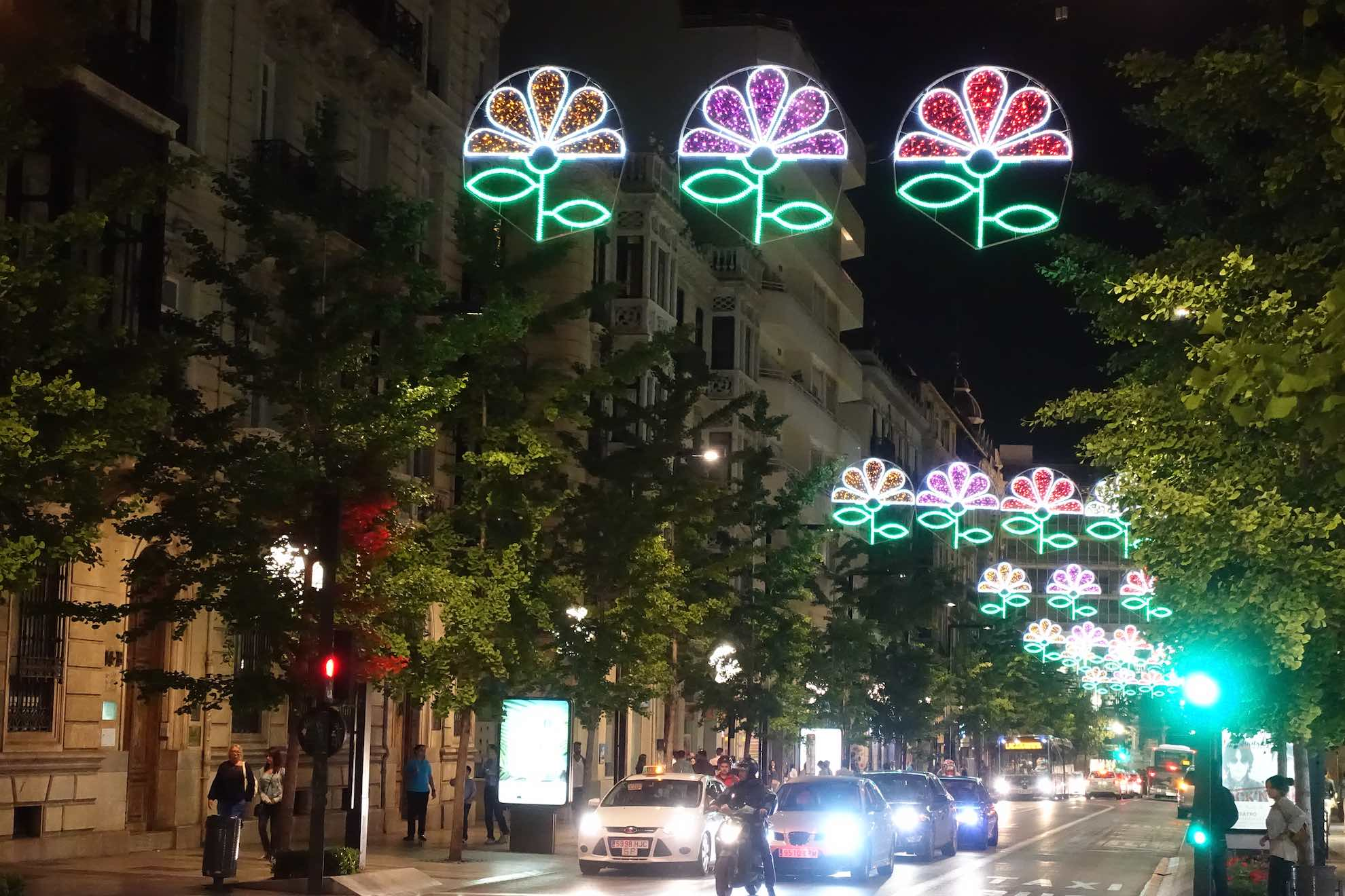 Die Semana Santa, die Pfingstwoche, ist ein besonderes Fest in Spanien.