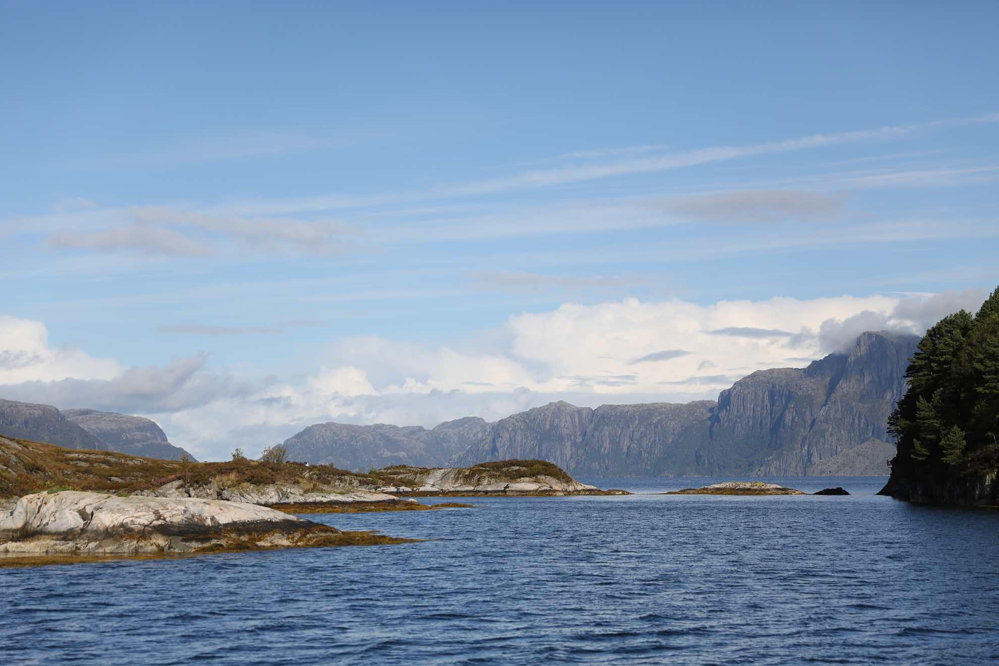 Seit über drei Monaten ist Malaika nun schon in Norwegen, ...