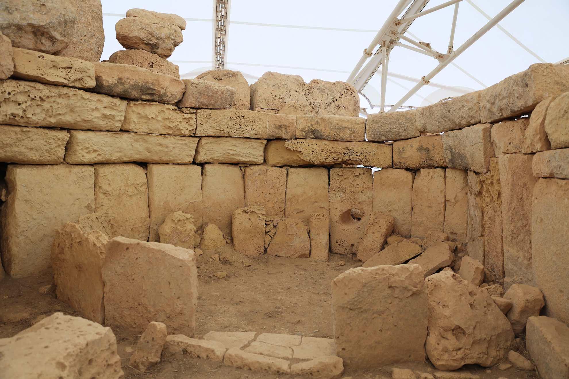 Megalithkultur. Die Tempel aus der Jungsteinzeit sind weltweit einzigartig.