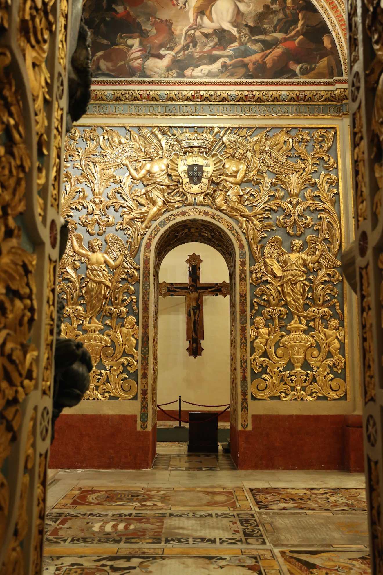 Sie ist die Hauptkirche des Johanniterordens.