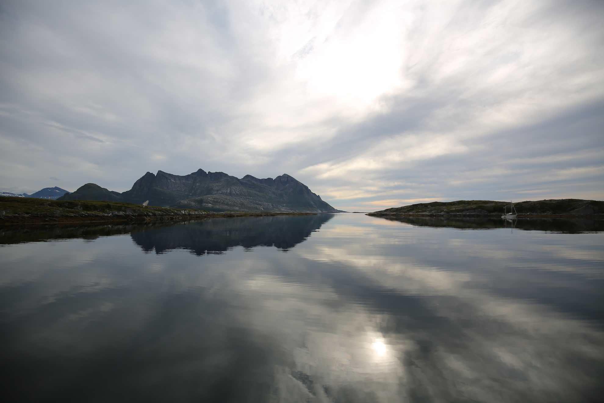 Wir sind unterwegs in der norwegischen Provinz Nordland, zu der die Lofoten und ein Teil der Inselgruppe Vesterålen gehören.