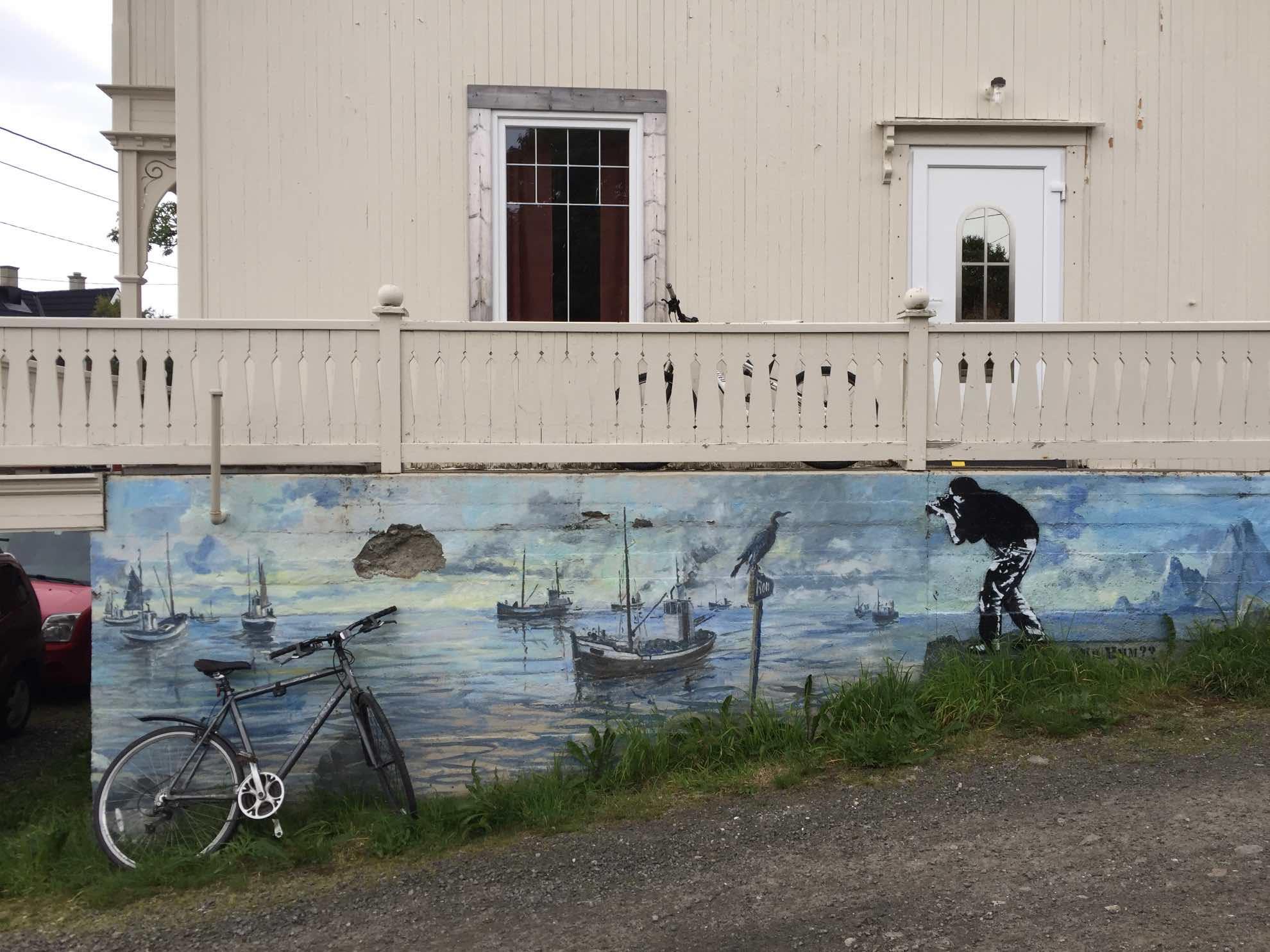 Noch mehr Street-Art.