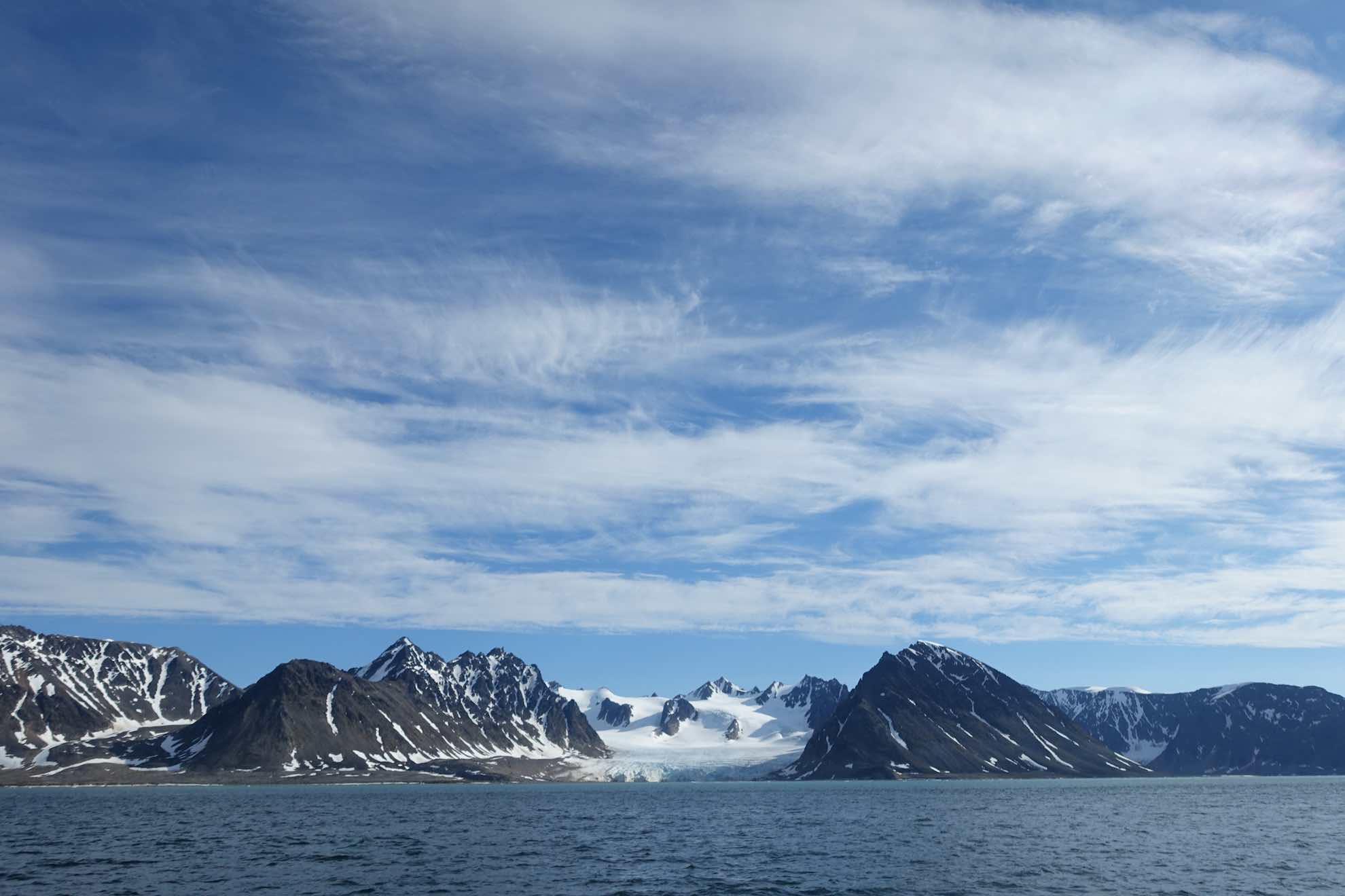 Die Zeit auf Spitzbergen nähert sich dem Ende, wir starten zum Rückweg.