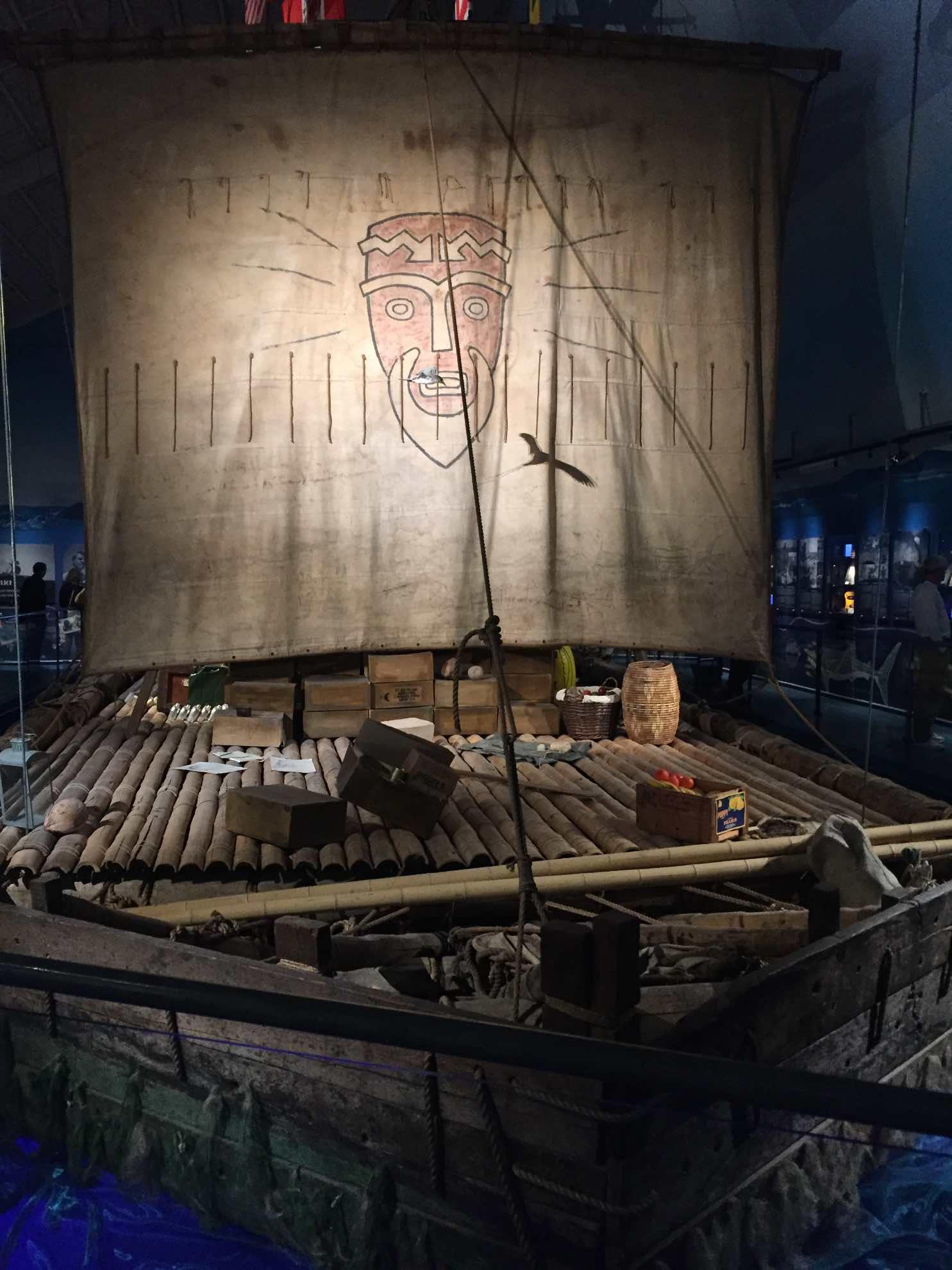... vom Wikingerschiffsmuseum ...