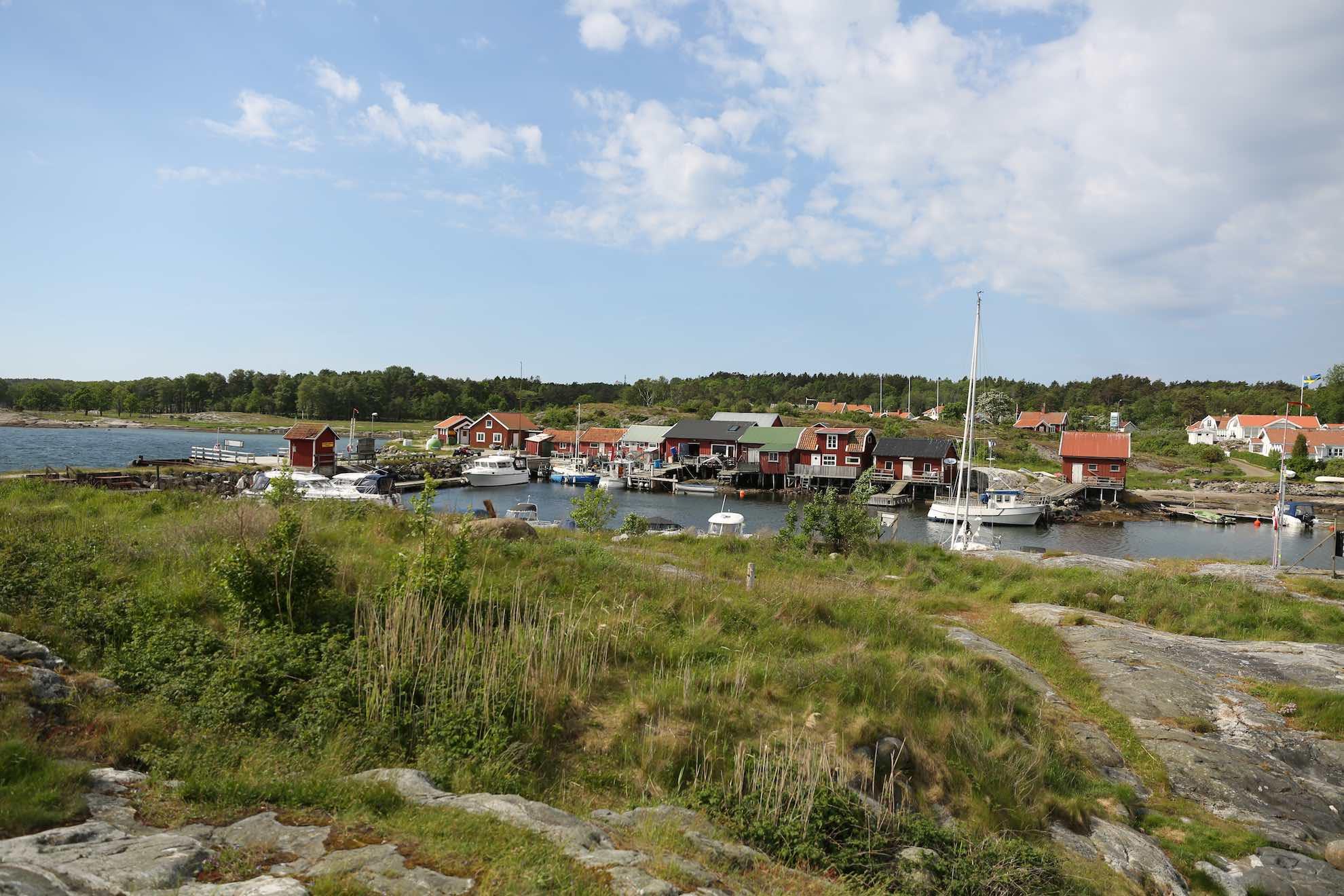 Die Insel Nordkoster – ein ruhiger Ort zum Durchatmen.