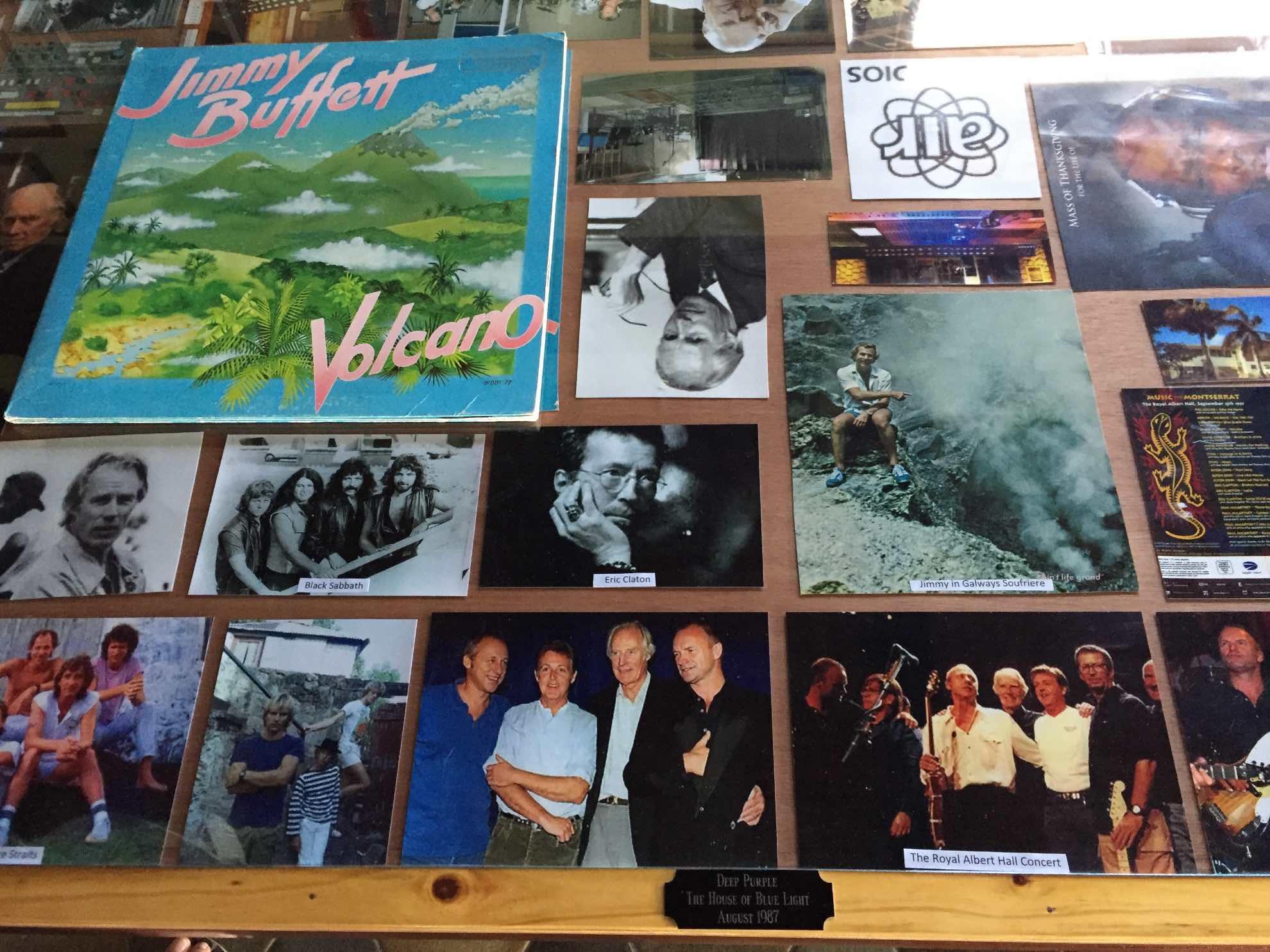 In den Air Studios wurde Musikgeschichte geschrieben.