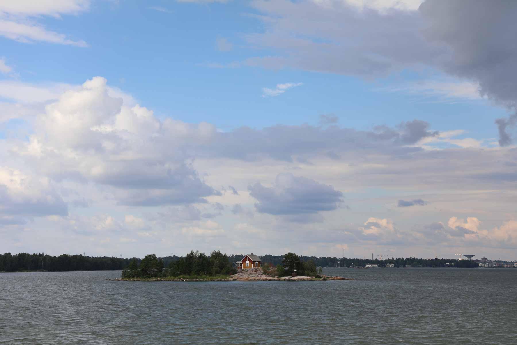 """Erst die Finnen nannten sie später """"Suomenlinna"""" – Finnenburg"""
