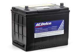 AC Delco - Have a GM product and want a OE battery? Call today to save!