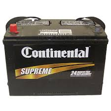 Continental Batteries - Continental offers the same product as the big box retailers, better warranty, better price. Call today!