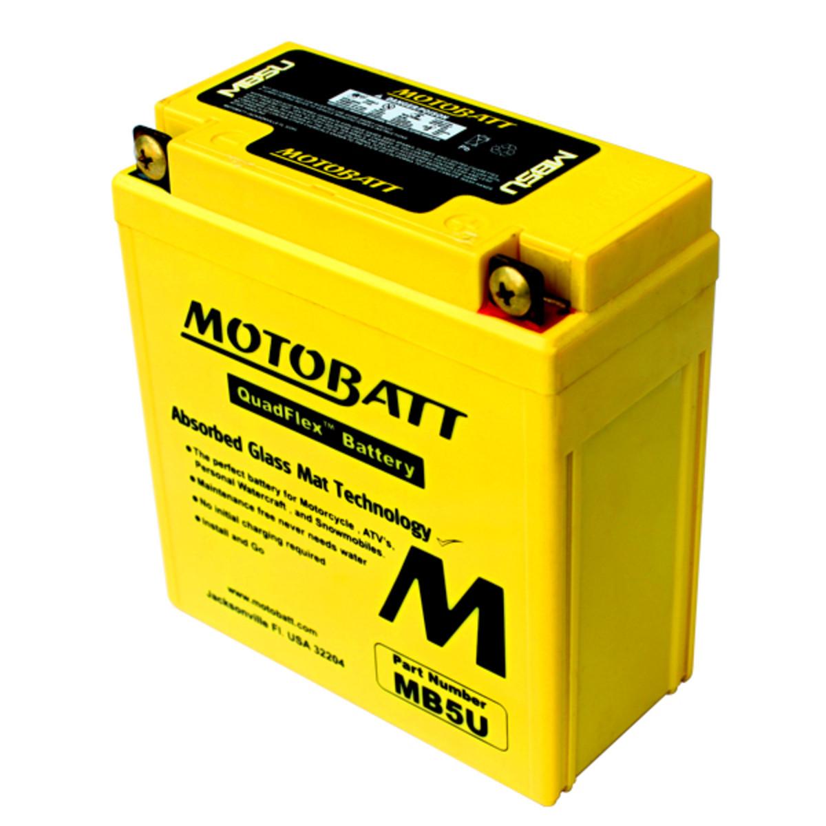 Motobatt -