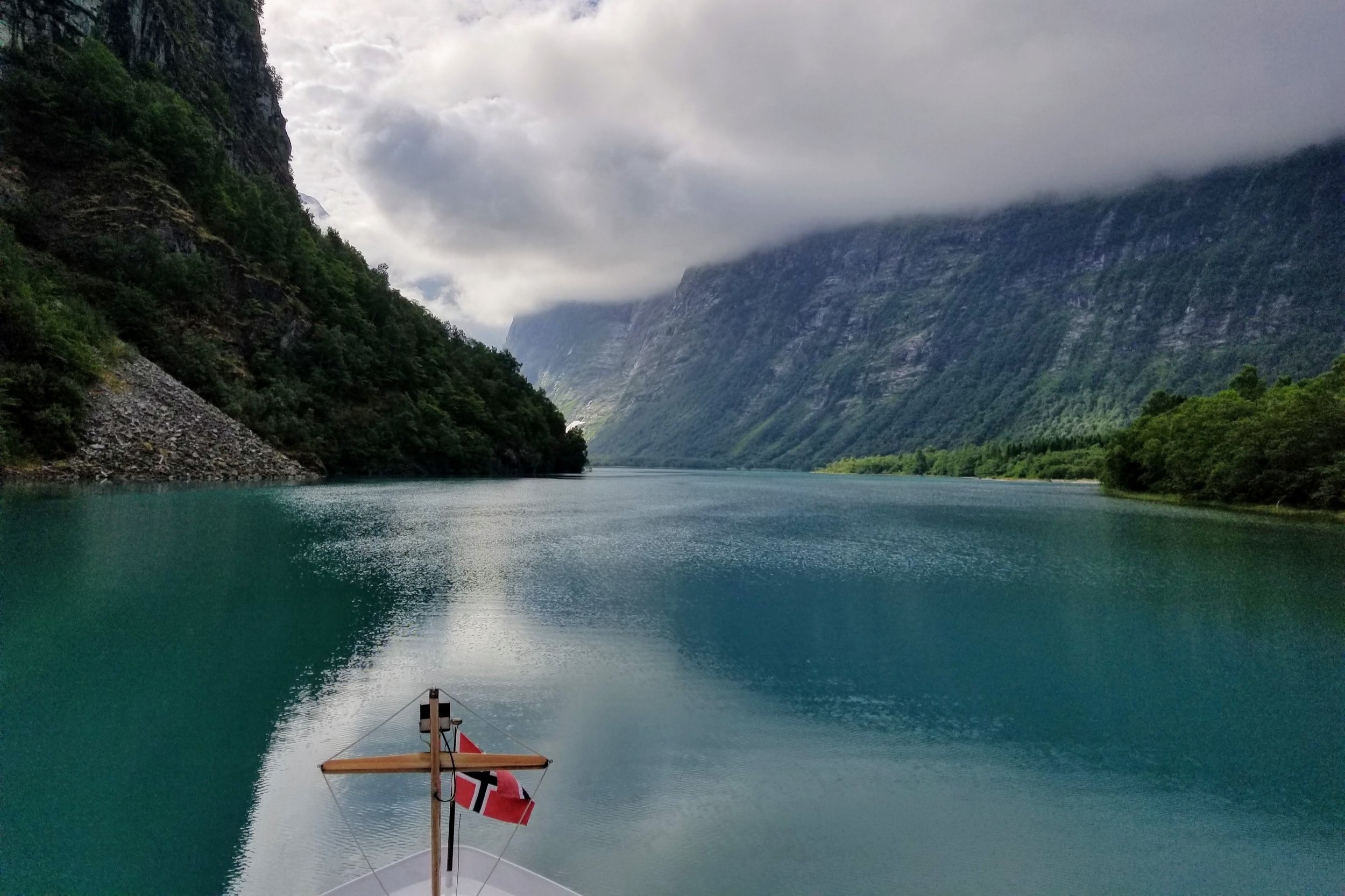 Norwegian Fjord - Discover Norway's extraordinarywonders on a Crystal Cruise