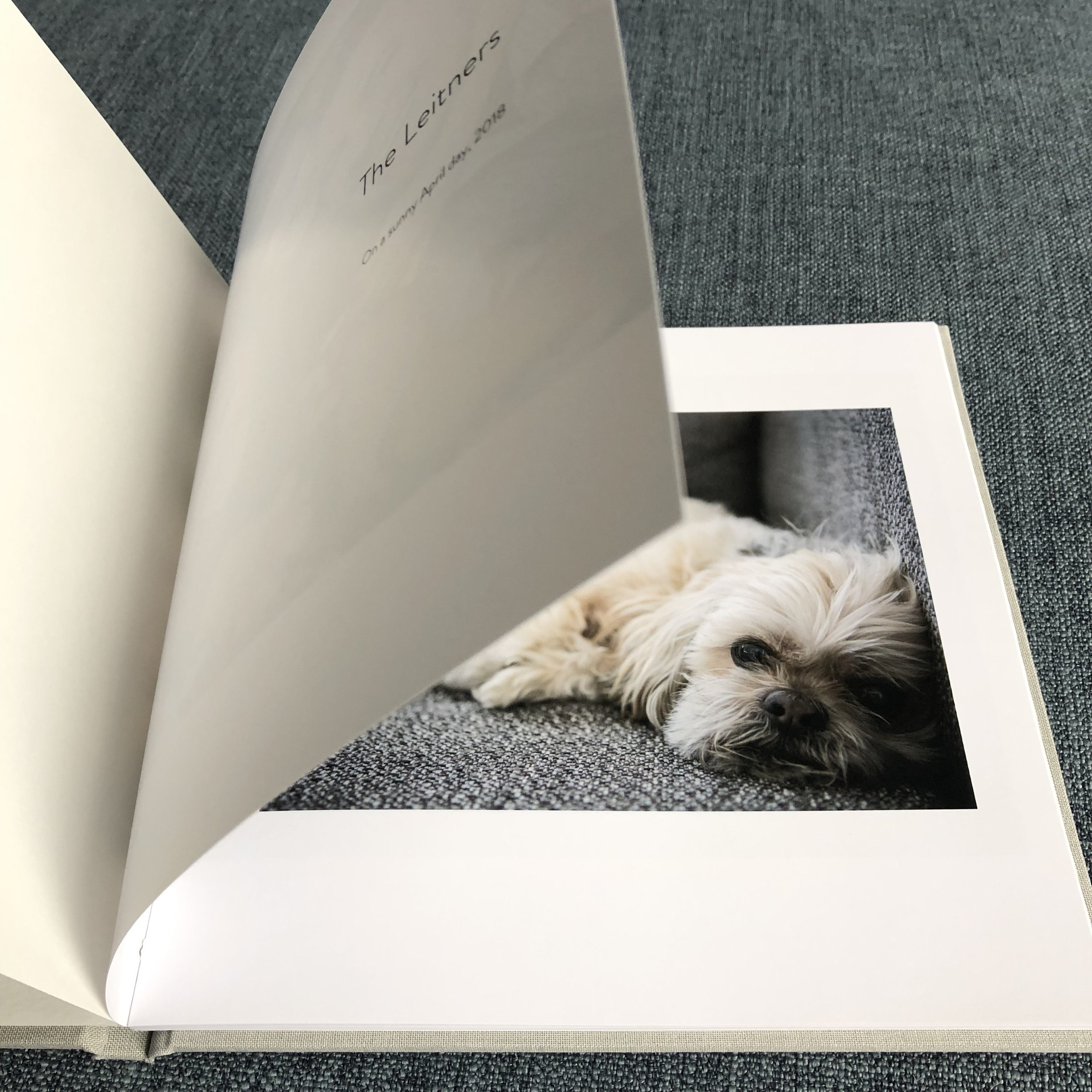 CUSTOM DESIGNED PAGES