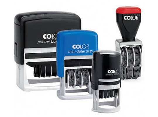 Self-Inking Dater Stamps -