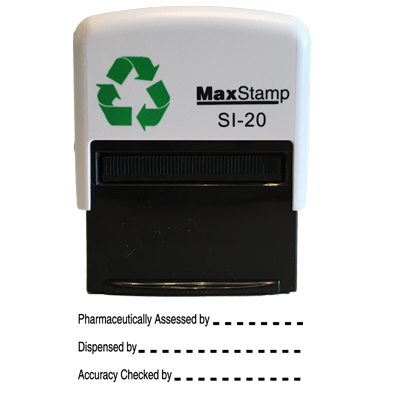 Code: Max 2 - MaxStamp Self Inking Stamp 40 x 12mmMember Price: £16.49