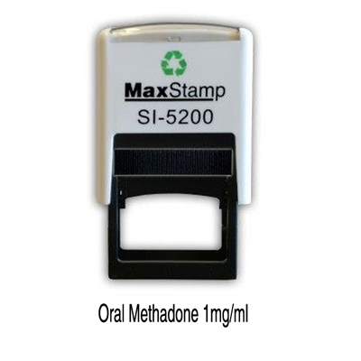 Code: Max5200OM - MaxStamp Self Inking Stamp 22 x 4mmMember Price: £11.49