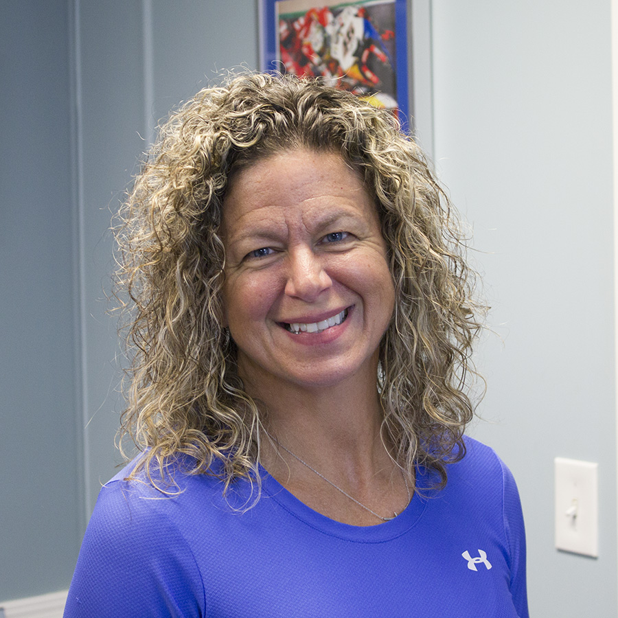 michele rauer, PTA - Clinical Supervisor, graduated from Hofstra University upon achieving a B.A. of Business Administration. Following a ten-year sales career, during which time she received certification as a personal trainer and built a strong clientele, Michele was motivated to pursue her passion for health and wellness. Michele was employed by Complete Rehab & Sport upon her graduation from Suffolk County Community College's Physical Therapy Assistant program where she has rapidly ascending to her supervisory role. Despite the demands placed upon her by family and career, Michele remains committed to a healthy lifestyle by staying active and training consistently, preparing well for completion of her first marathon in 2018.