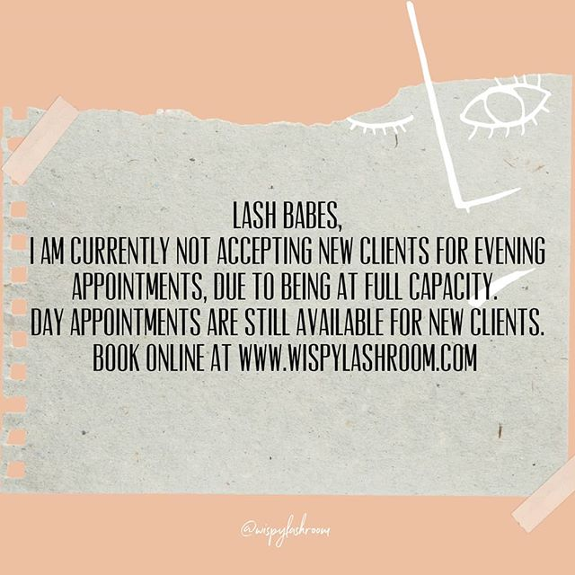 Hello lash babes, a little announcement. If you need  lashes for special occasions after work hours this can be requested.  Thank you very much for the constant support and love ❤️