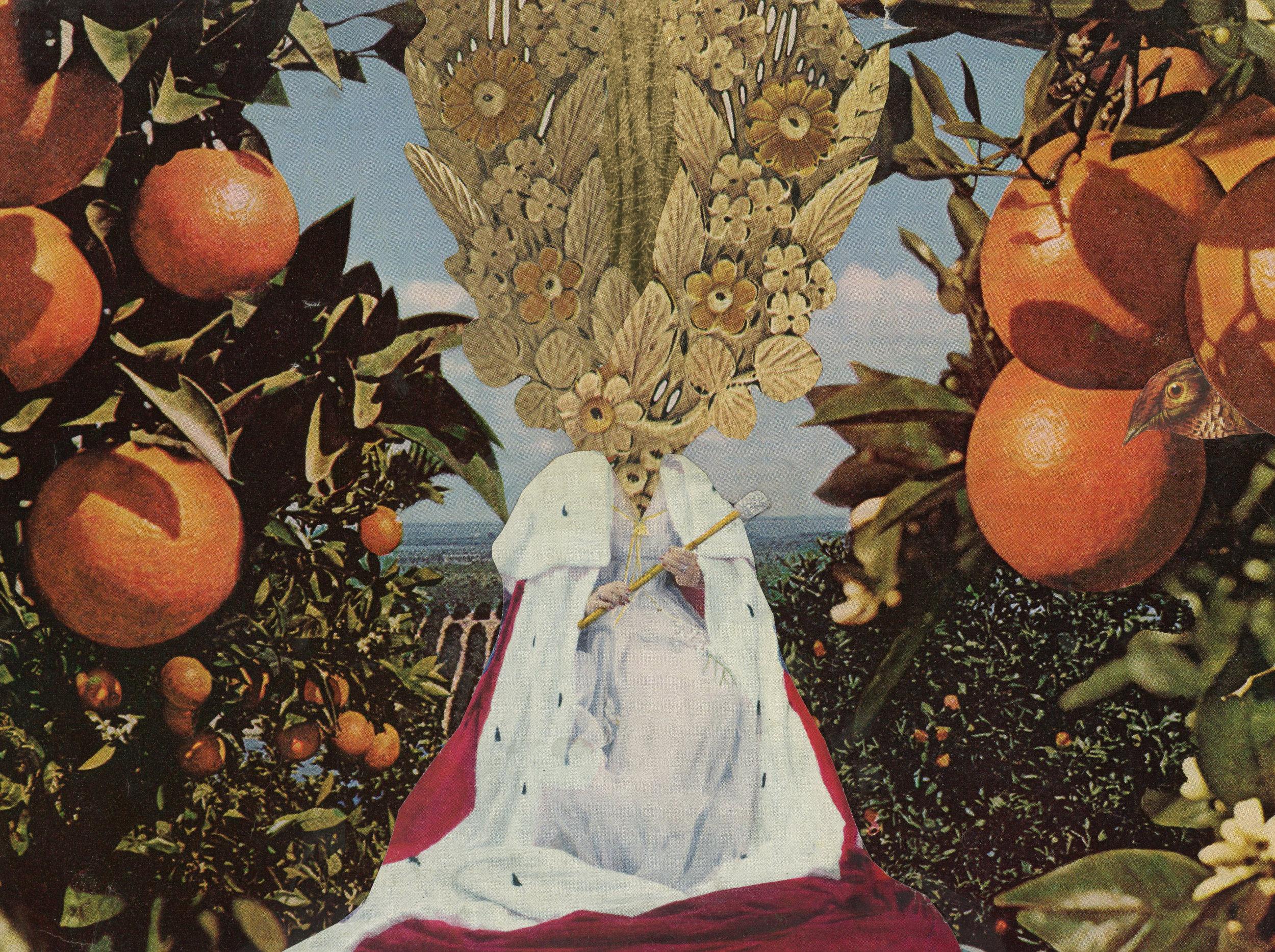Oranges  by Steve Cline