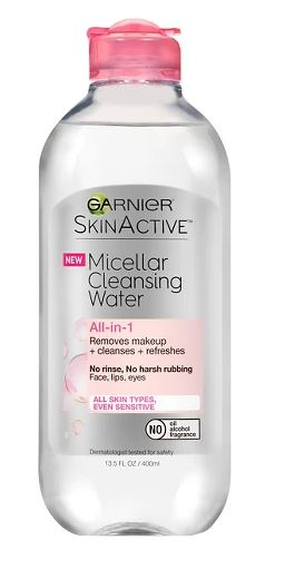 Micellar Water - Total drugstore win. Shandi Darden approved!
