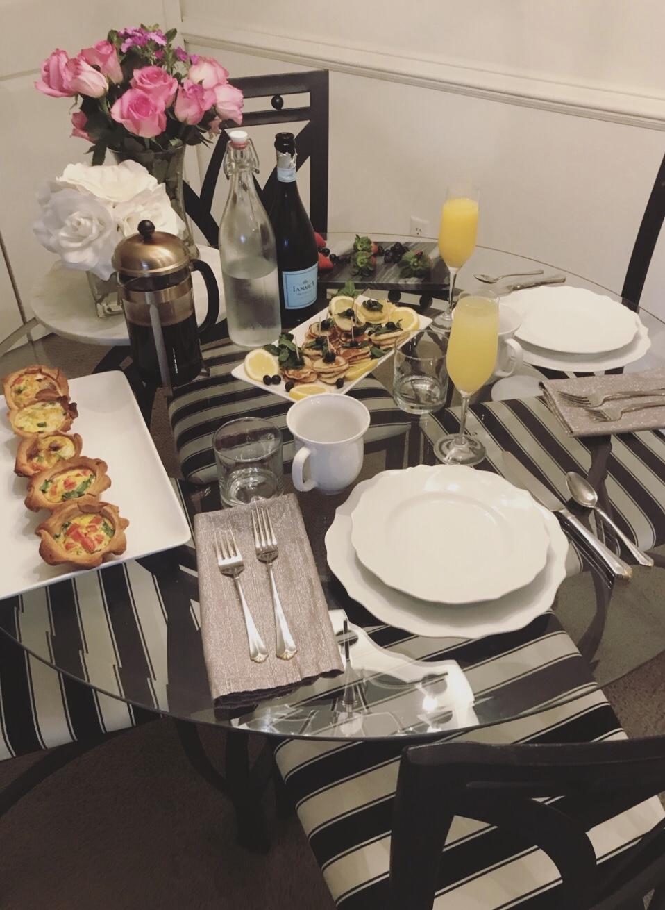 Breakfast at Katie's -
