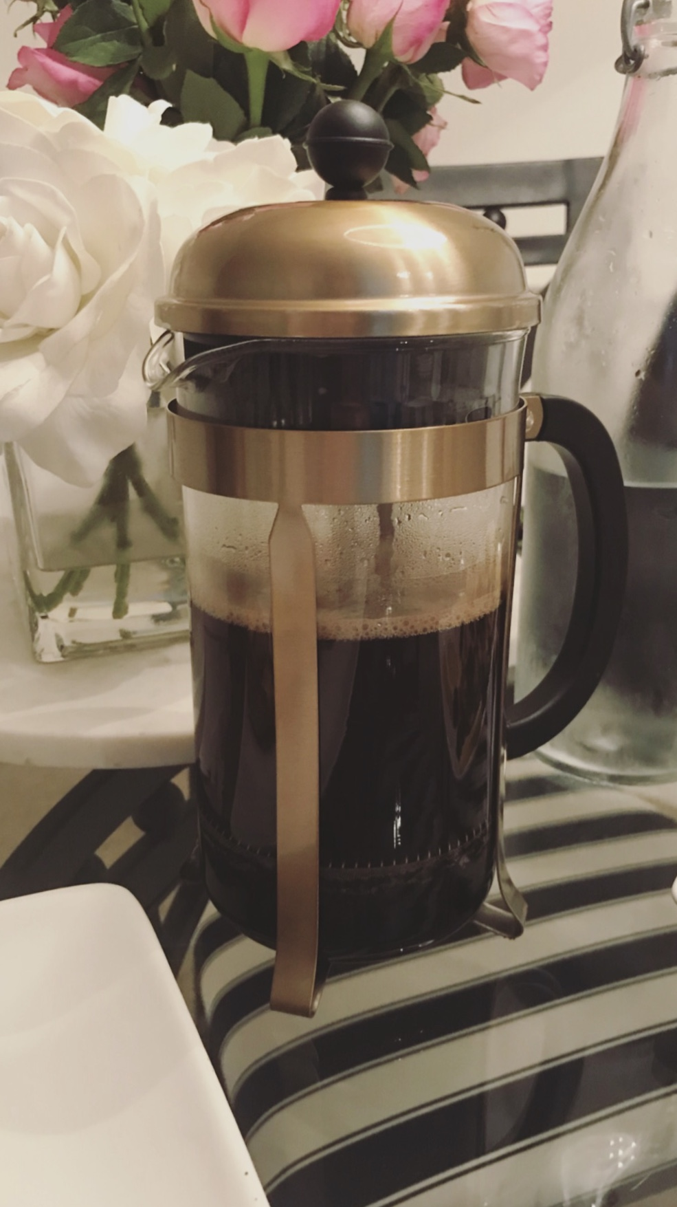 French Press Coffee - …or your doing it wrong. Once you master the perfect French Press Coffee, you'll never see your old Keurig or coffee pot again.