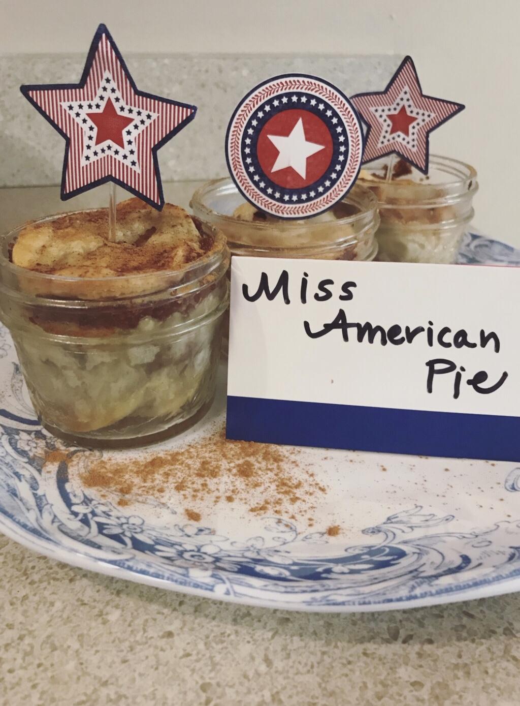 Mini Apple Pies. Recipe coming soon! -