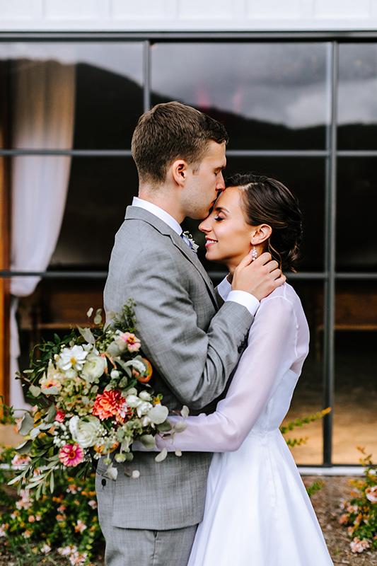 Wedding Flowers Organic