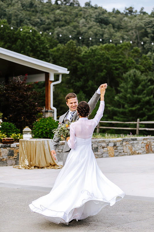 Bridal Flowers Organic